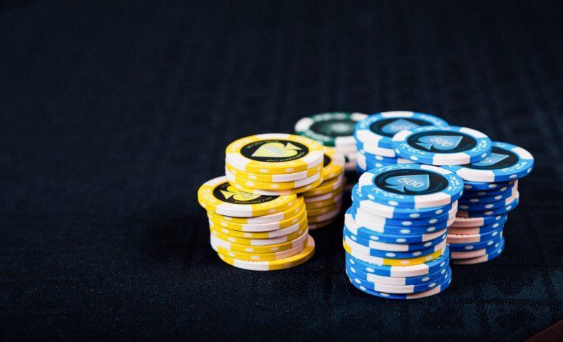 カジノチップマーカー